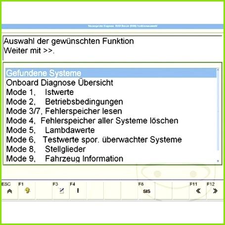 KTS 515 OBD DIAGNOSEMODUL Bosch