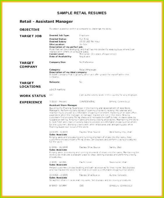 Customer Service associate Resume New Example Resume Objectives Scholarship Resume 0d Professional Example