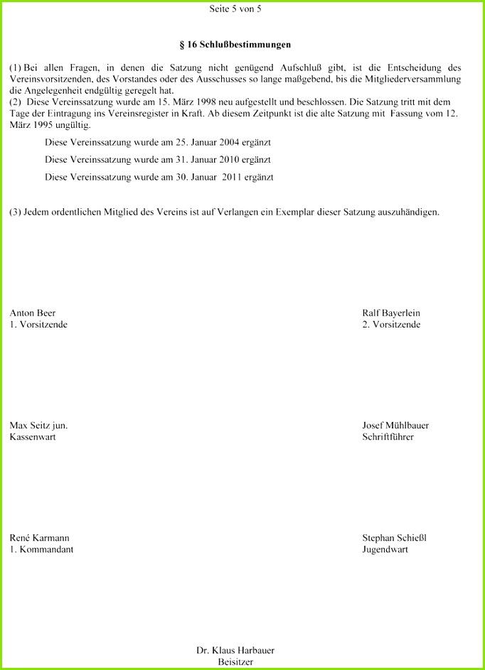 Satzung der Freiwilligen Feuerwehr Hepberg e V 150 5 KB PDF