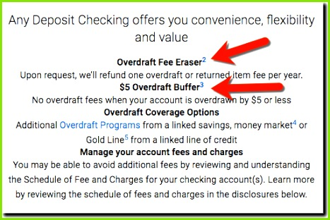 Many customers know they can at least one overdraft fee waived by appealing to customer service or the branch manager But it s not a good experience