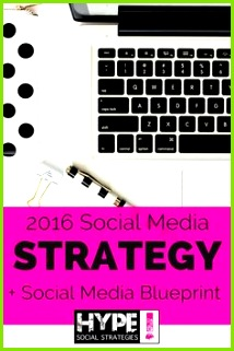 Social Media Strategie 2016 Do you have a social media strategy for