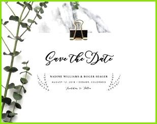 Kalligraphie sparen das Datum Vorlage Kraft Papier Hochzeit moderne speichern Sie Datum Vorlage Kalligraphie editierbare PDF editierbare Vorlage