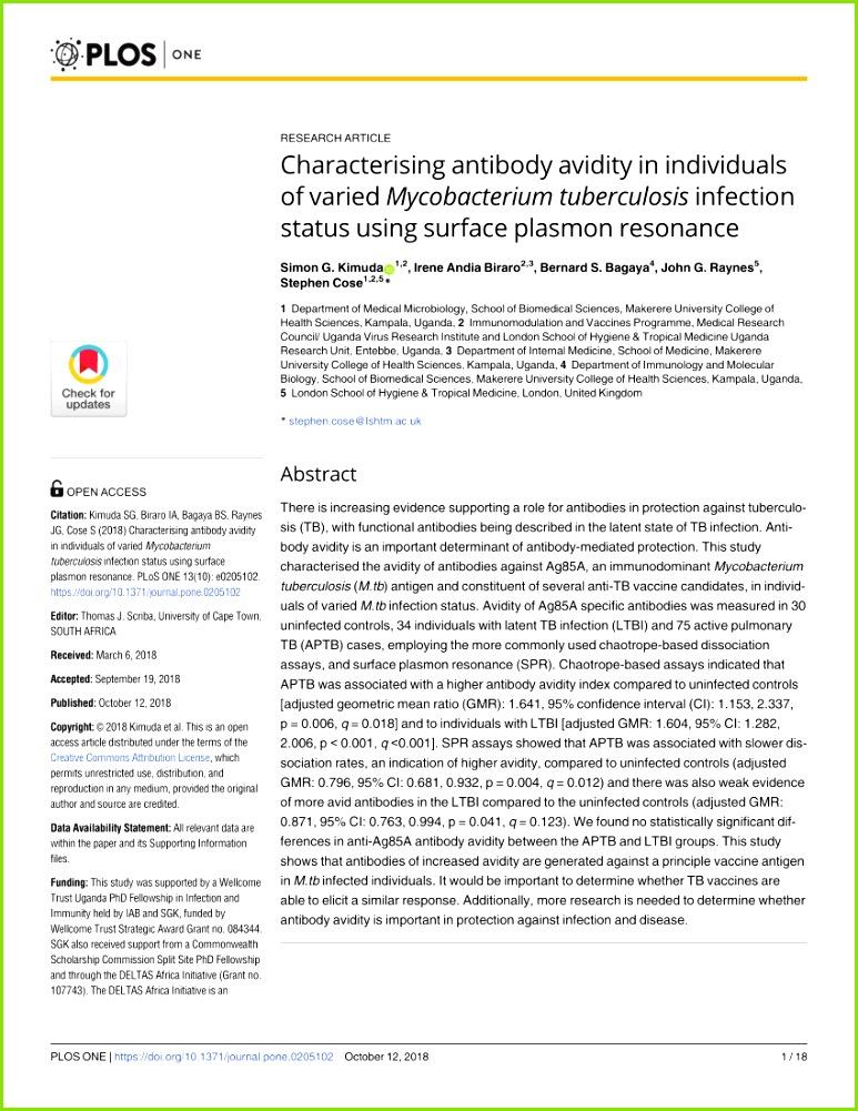 PDF The Emerging Importance of IgG Fab Glycosylation in Immunity