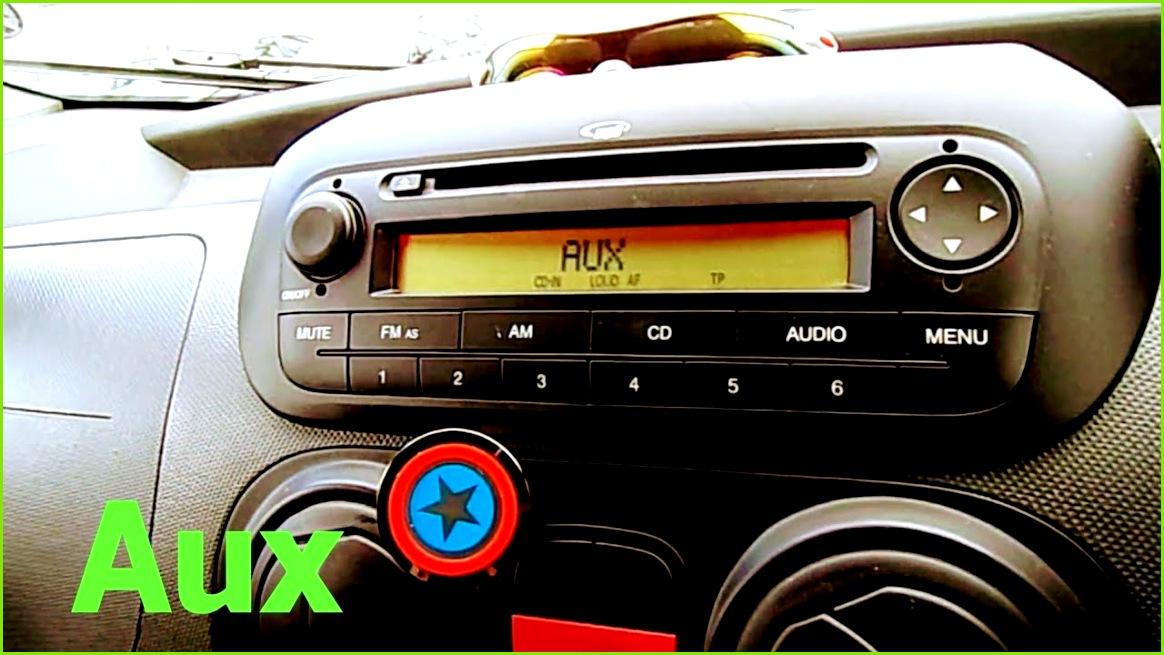Citroen Nemo bipper fiorino Radio AUX Handsfree