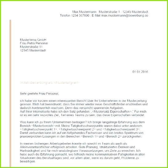 Briefkopf Vorlage Bewerbung Unglaubliche Briefkopf Muster Inspirierende Briefkopf Vorlage Bewerbung