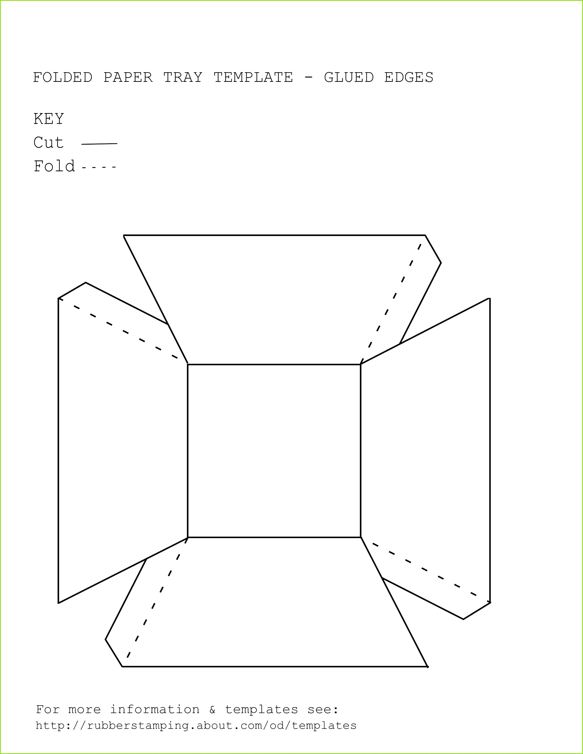 Folded Paper Tray flap 56a80bd83df78cf7729ba56a