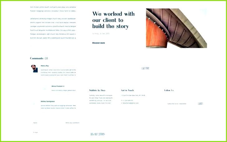 Subtlety Light Minimal Blog PSD Template Free Adobe shop