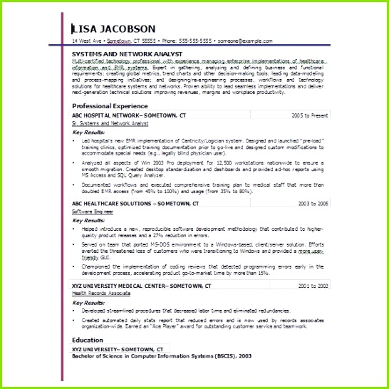 Microsoft Word Resume Template Free Inspirational Word Templates for Resumes From I Pinimg 736x 0d 63