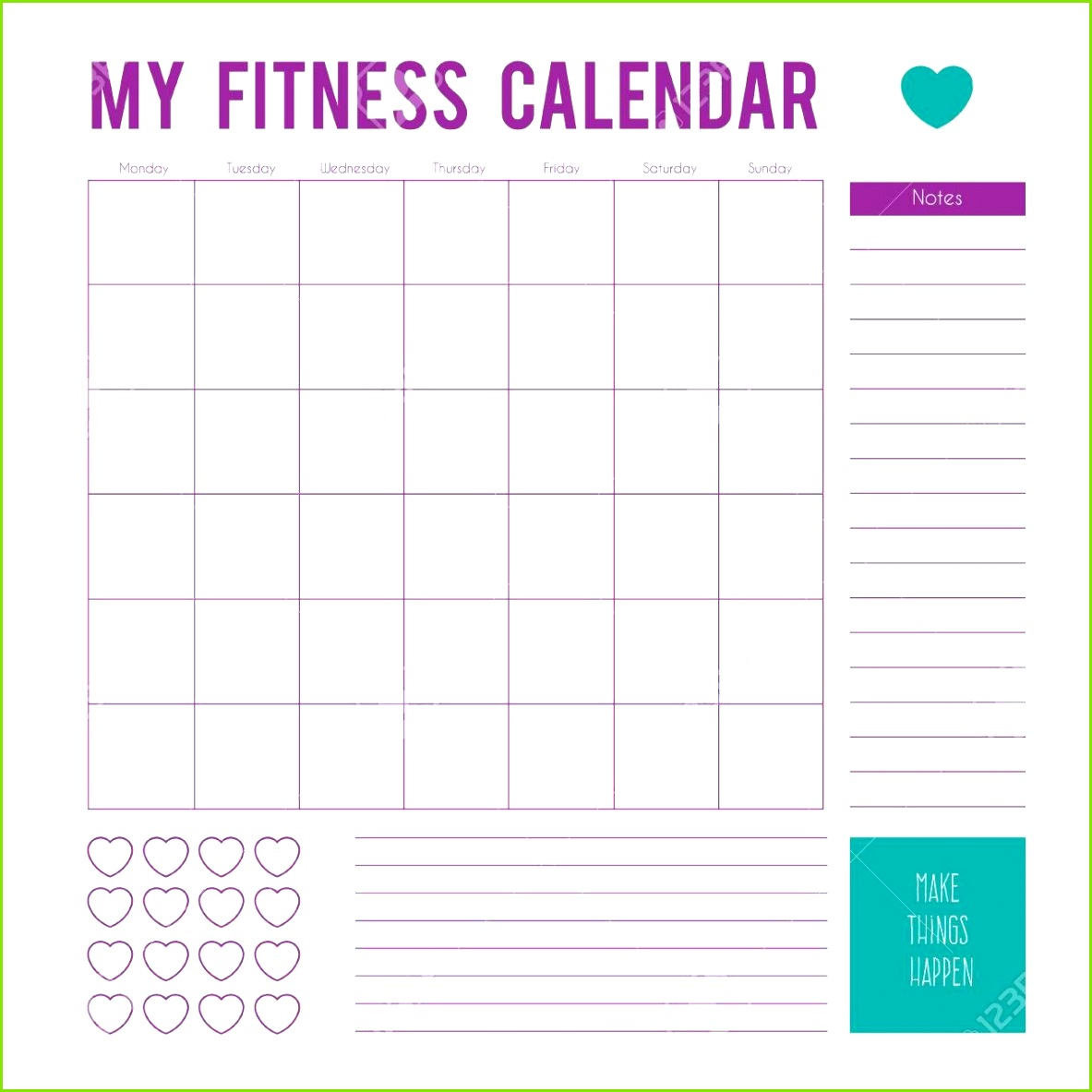 Ausgezeichnet Fitness Trainingsplan Vorlage Ideen Entry Level