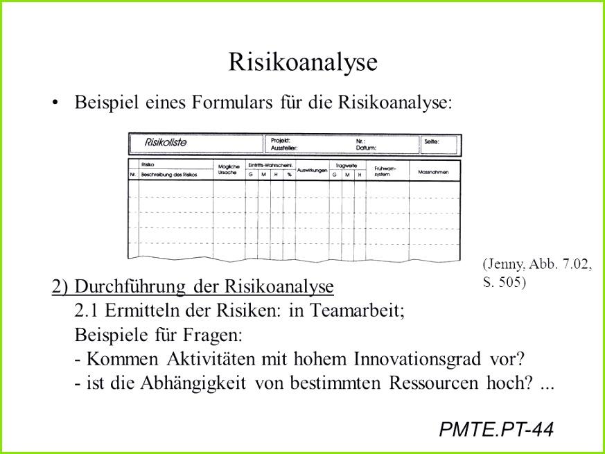Großzügig Risikoakzeptanzformular Vorlage Bilder Entry Level