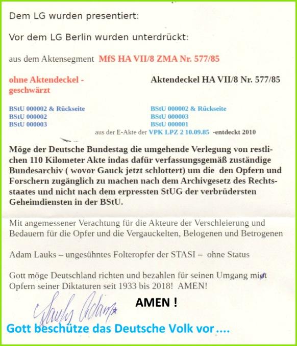 301 Js 15 StA Leipzig Sohn der ermordeten 15 jährigen Maria…