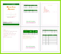 Agreement Templates Business Agreements Service Level Agreement Template