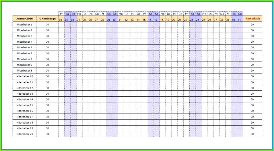 Mitarbeiter Arbeitszeittabelle Excel Vorlage] 95 images excel