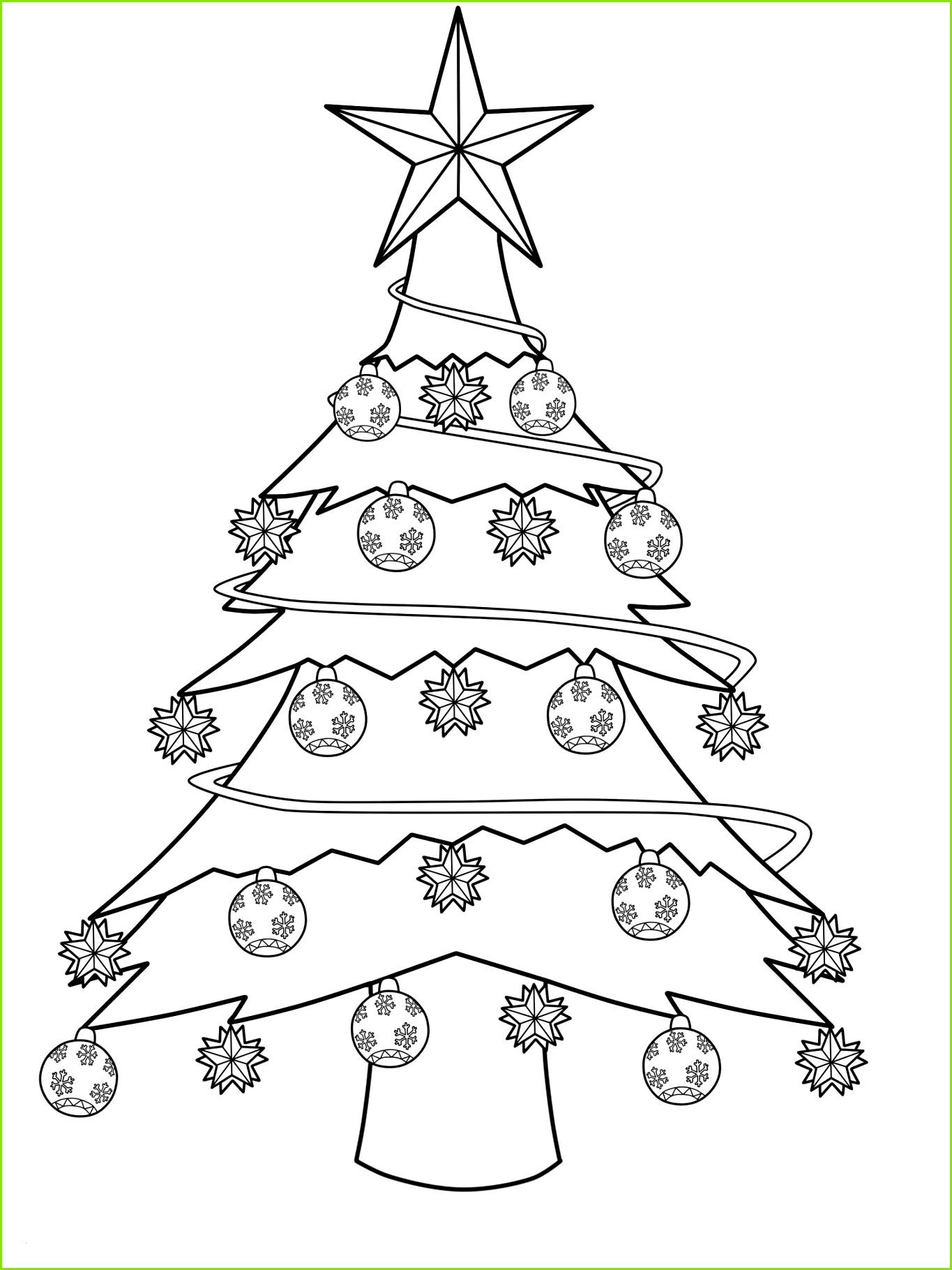 Malvorlage Christbaum Inspirierend Stück Weihnachtsbaum Vorlage Zum Ausdrucken Fotos
