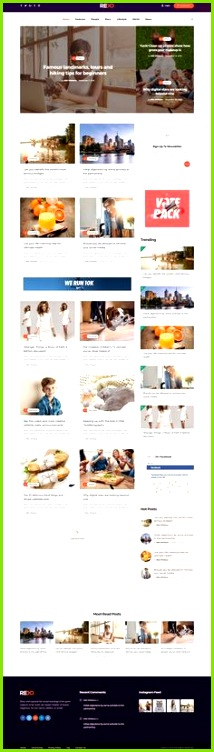Premium WordPress Themen Portal