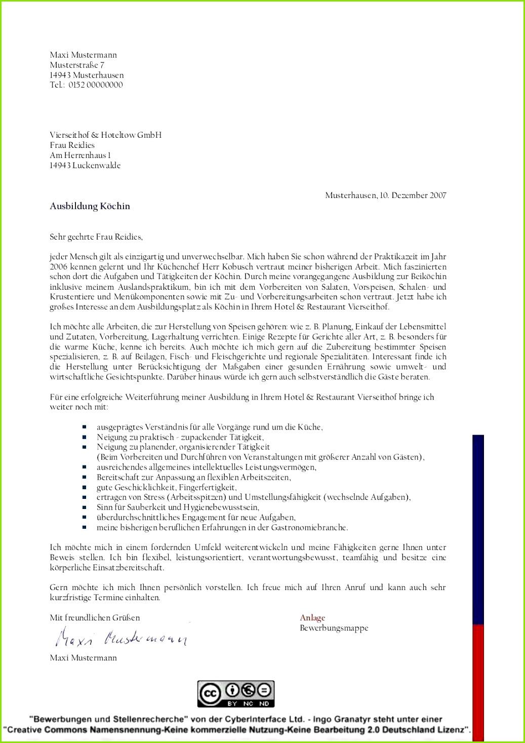 Bewerbung Ausbildung Oberteil 15 Zeitungsvorlage