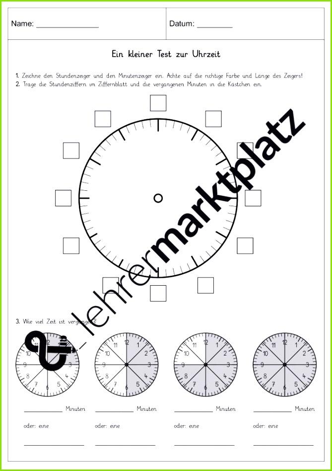 Zifferblatt Vorlage Zum Ausdrucken Einzigartiges Farben Lernen Arbeitsblatt