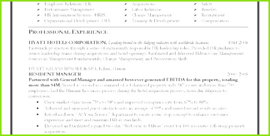 Tongue And Quill Resume Template