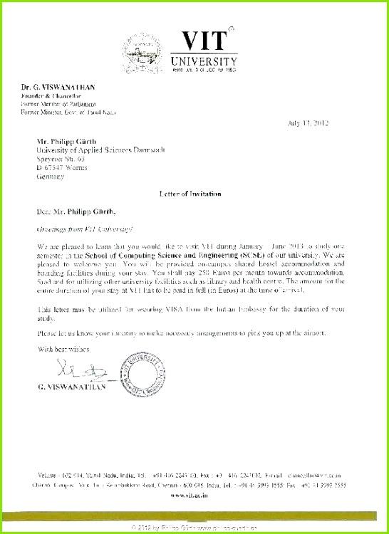 luxus einladung nach deutschland vorlage oder 81 muster auslander