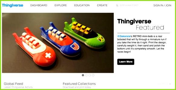 MakerBot ist einer der Pioniere der Consumer 3D Drucker Es war eine der ersten Firmen neben einem Open Source 3D Drucker auch eine offene Plattform
