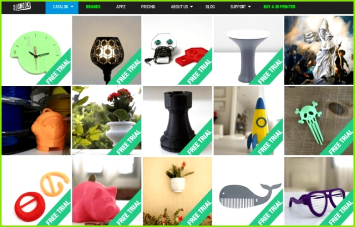 3d Druckvorlagen Modellbau 3d Drucker Vorlagen Kostenlos Die 35 Besten Webseiten 2018
