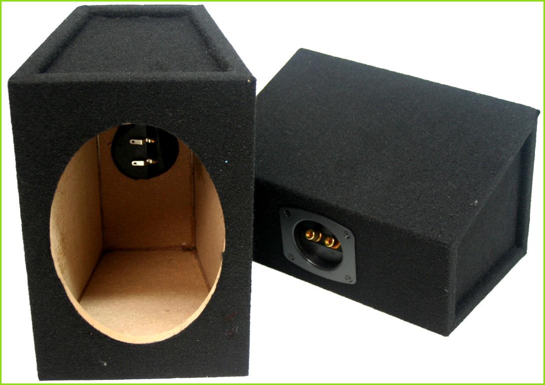 "Custom Speaker 6x9"" Wedge Boxes"