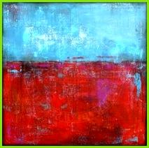"ANTJE HETTNER Bild ORIGINAL Kunst GEM""LDE modern MALEREI abstrakt XXL Acryl NEU"