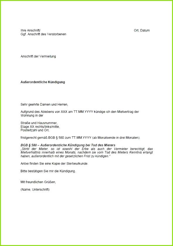 Vorlage änderung Bankverbindung Arbeitgeber Schön Vorlage Wohnungskündigung