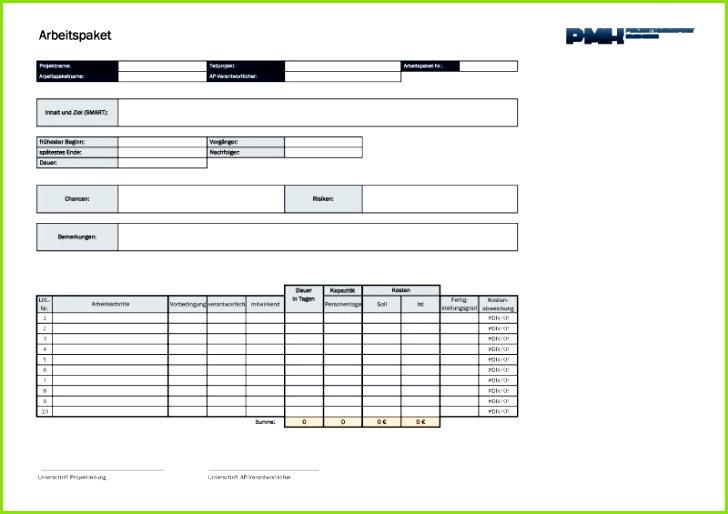 Arbeitspaket Excel