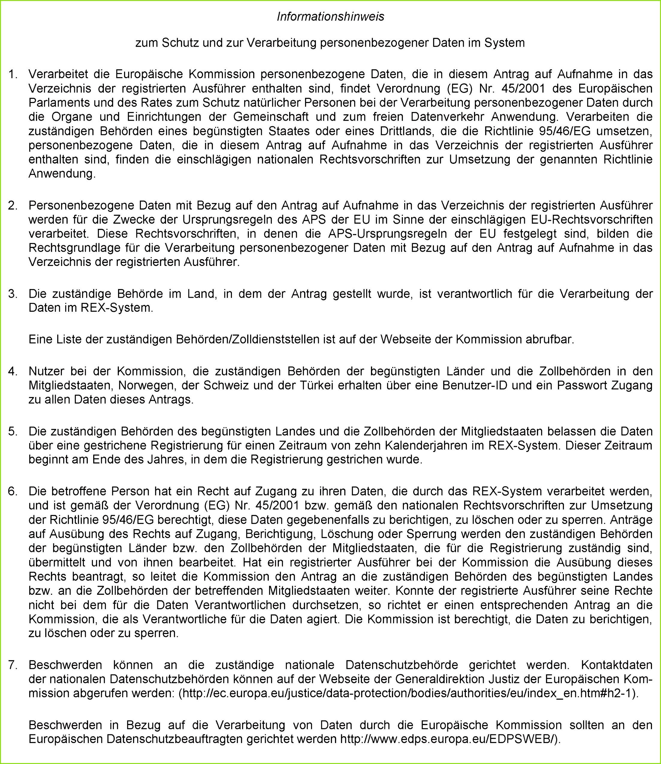 resourceml EUR Lex R2447 EN EUR Lex Auskunft Personenbezogene Daten Vorlage