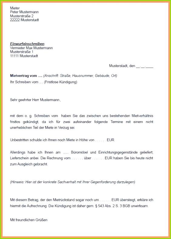 Austritt Aus Gemeinsamen Mietvertrag Vorlage Vordruck Kündigung Mietvertrag Bild – Neues Mietvertrag Vorlage Word