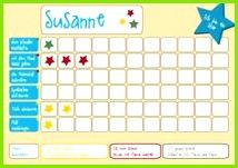 """""""Ich bin ein Star"""" – Belohnungstafel für 1 Kind von deenRe ch Grafikdesign auf DaWanda"""