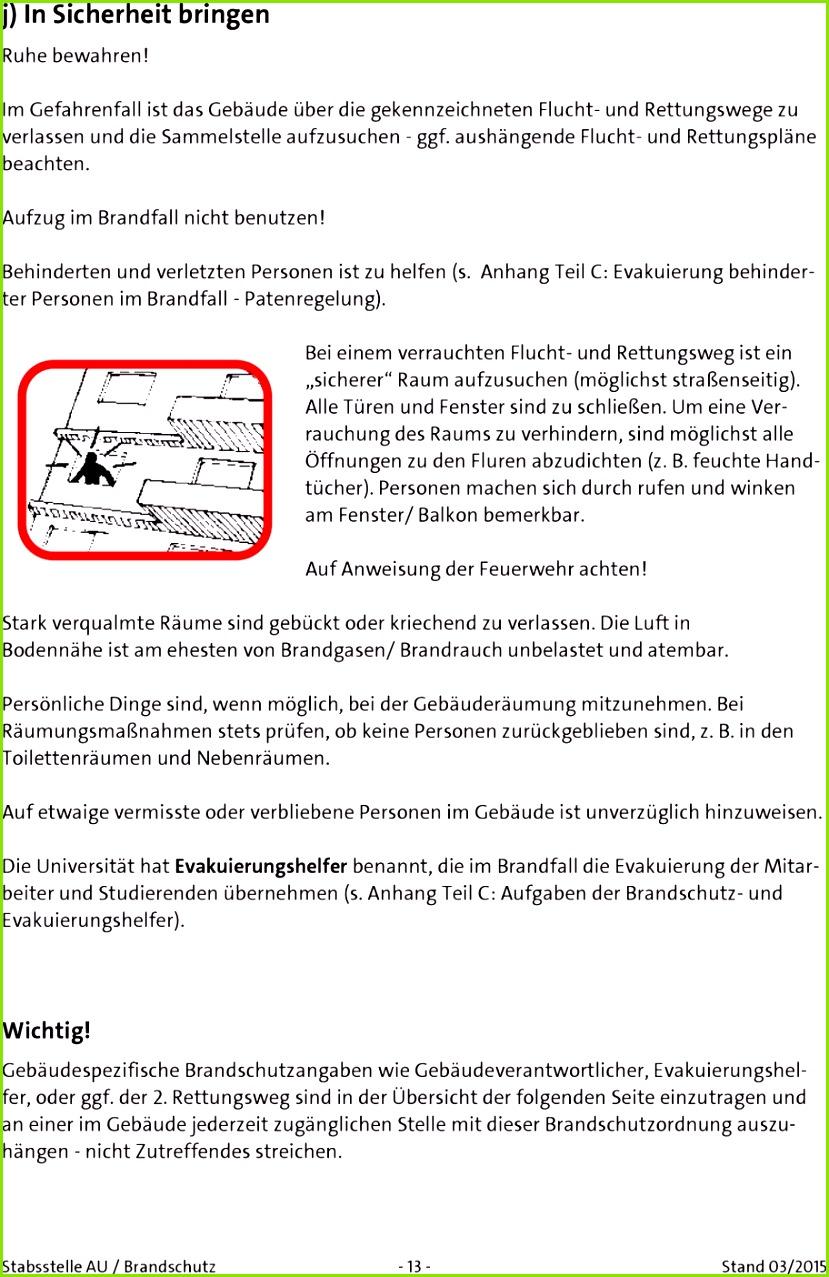 Bestellung Evakuierungshelfer Vorlage Schön Brandschutzordnung Der Universität Hamburg Ohne Uke Für Deng5eknh Bestellung Evakuierungshelfer Vorlage