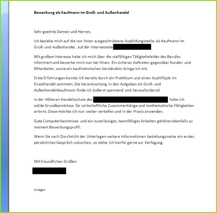 19 Absage Bewerbung Vorlage