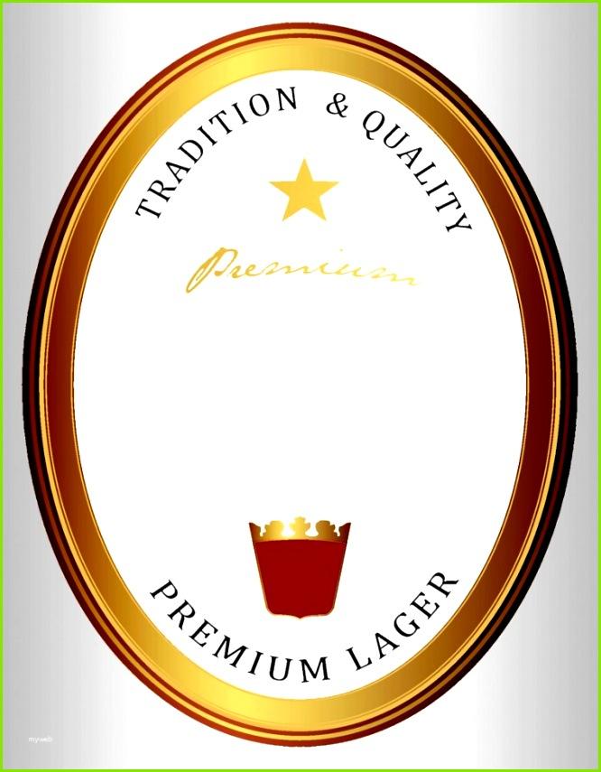 Prima Bierflaschen Etiketten Selbst Gestalten Kostenlos Bier Etikett Vorlage Erstaunlich Geschenke Für Den Mann