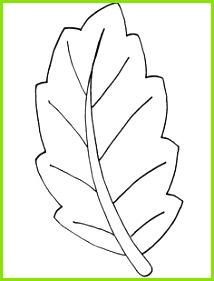 Blatt Malvorlagen Herbst Deko Herbst Blatt Schablone Blatt Vorlage Herbst Basteleien