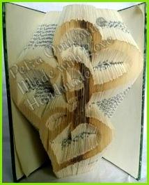 Bücher Falten Book Folding Bücher Kunst Book Art