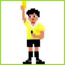 Fußball Hama Bügelperlen Hama Bügelperlen Fussball Vorlagen Handarbeit Geschenke Bügelperlen Muster