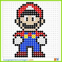 Bügelperlen Vorlagen Super Mario Hama Beads Mario Hama Mario Perler Beads Mario Crochet