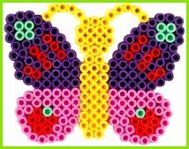 Bildergebnis für bügelperlen vorlagen Bügelperlen Maxi Bügelperlen Bilder Bügelperlen Vorlagen Hama Perlen