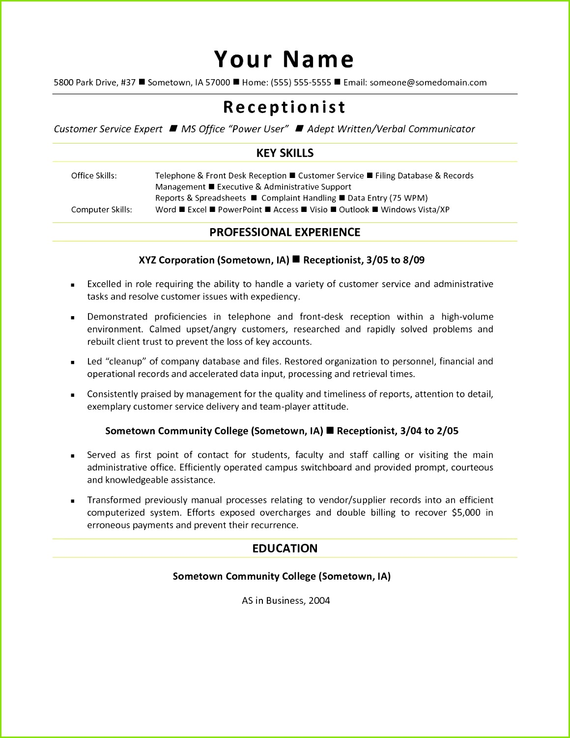 Download Basic Resume Template Word Fresh Awesome Free Printable Resume Lovely Bookmarkers Template 0d