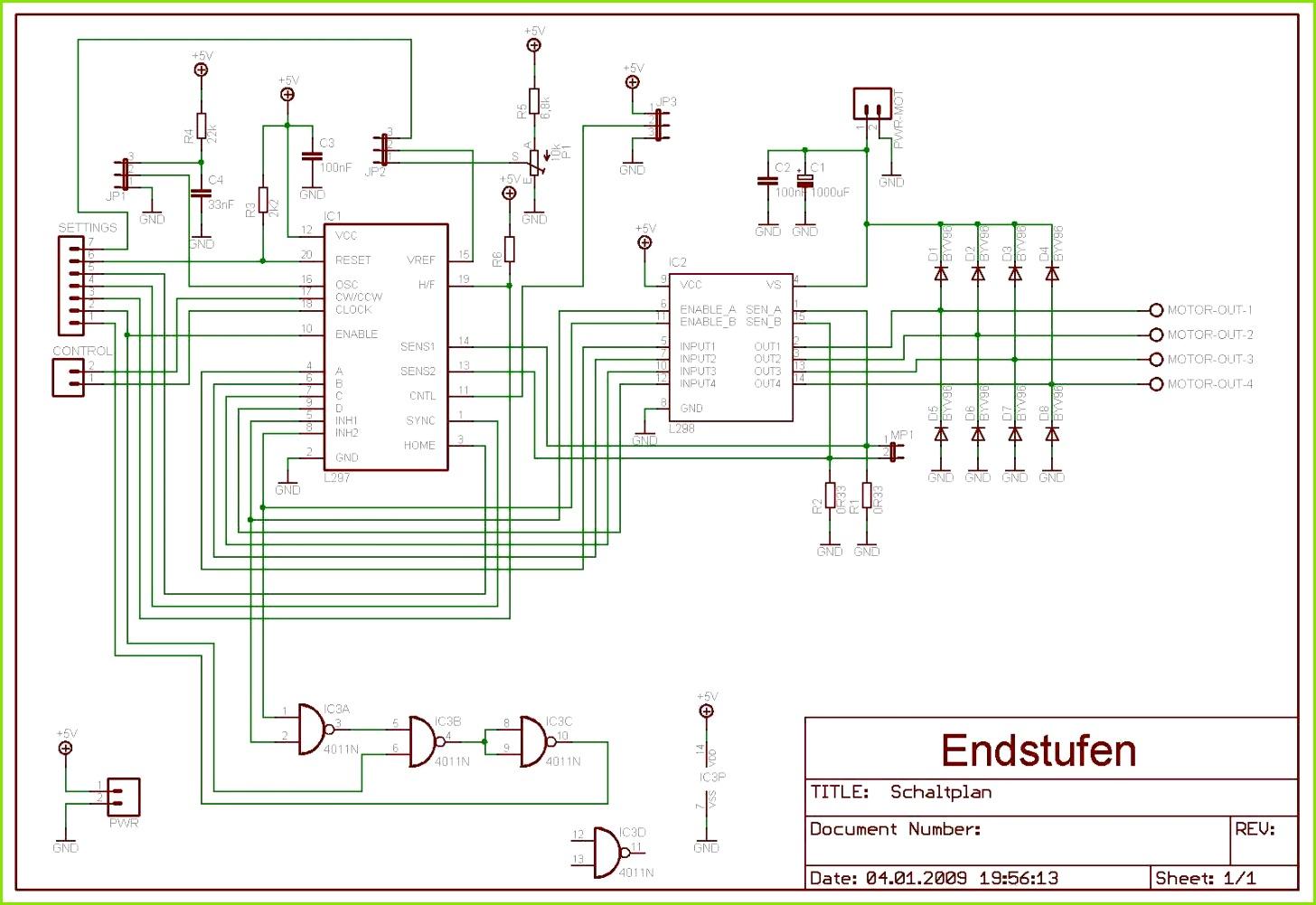 Cnc Fräs Vorlagen Download Schön Cnc Fräse Schrittmotorplatine Mikrocontroller