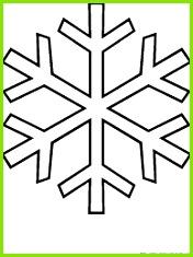 Image result for schneeflocke ausmalbild Fensterbilder Kinderzimmer Schneeflocke Vorlage Schablonen Weihnachten Basteln Winter