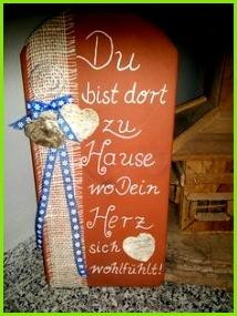 Deko Selber Machen Danke Sagen Sprüche Garten Haussegen Dachziegel Christliche Sprüche