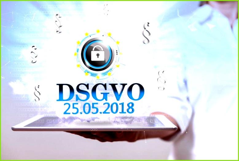 6 Datenschutz Grundverordnung Website Vorlage