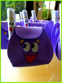 Dreams Factory Dora The Explorer Party Dora Backpack Birthday Party Favors 5th Birthday