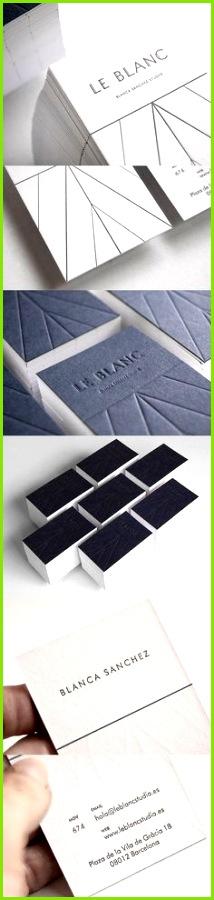 Stylish Textured Letterpress Business Card Design Visuelle IdentitätIndustriedesignVisitenkarten VorlagenVisitenkarten