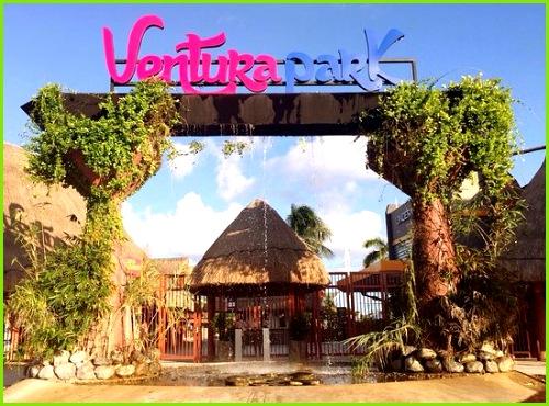 Fun Land Eingang 3 Ventura Park Eingang