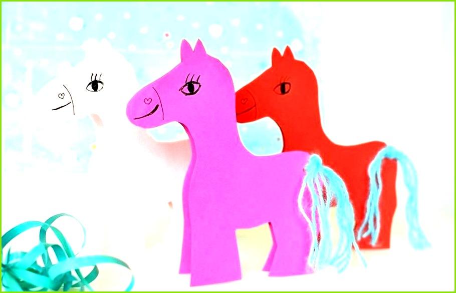 Einladung Pferd Basteln Einladung Kindergeburtstag Vorlage Pferd