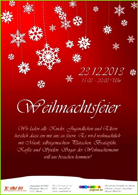 Auflistung Vorlagen Einladung Weihnachtsfeier Firmen Vorlage Schönste Einladungen
